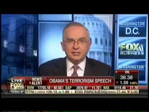 "Col Ralph Peters anger at Obama's speech spills over to national TV: ""He's a total ""pu**y"""