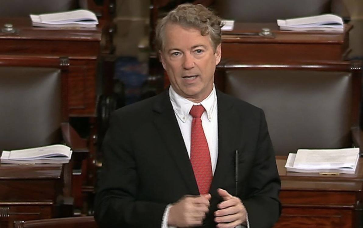 Rand Paul To Block Pompeo, Haspel Appointments to State, CIA With Filibuster If Necessary ⋆ WayneDupree.com