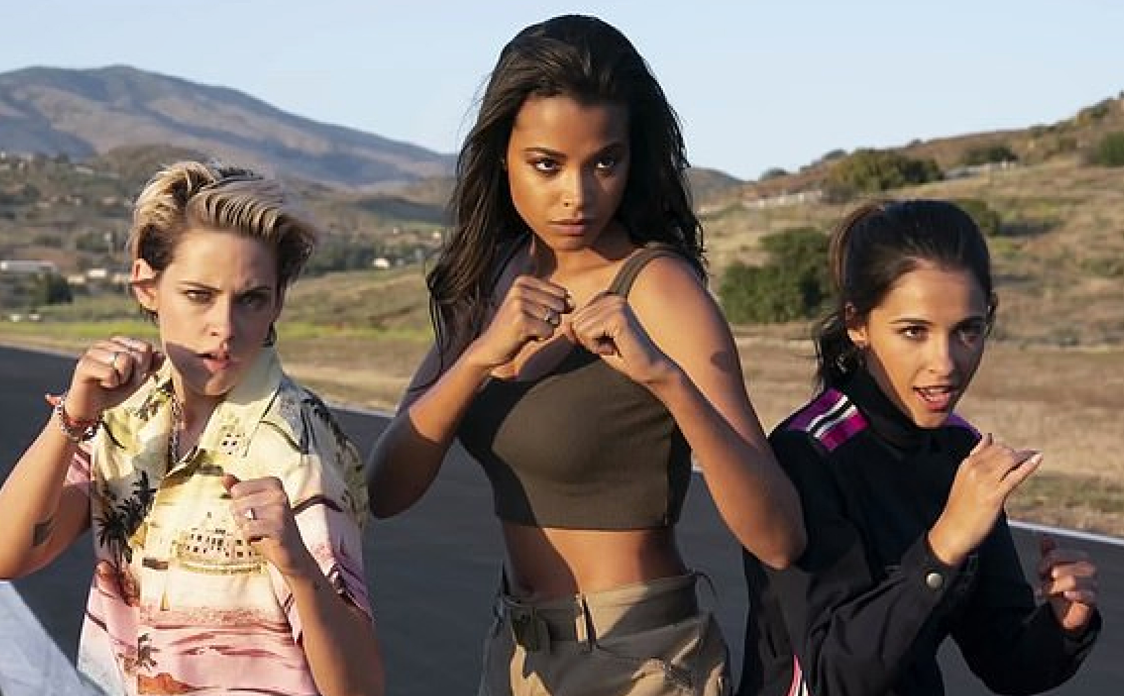 New Woke Feminist 'Charlie's Angels' Movie Was Expected to Make $35 Millon Opening Day...It made $8M
