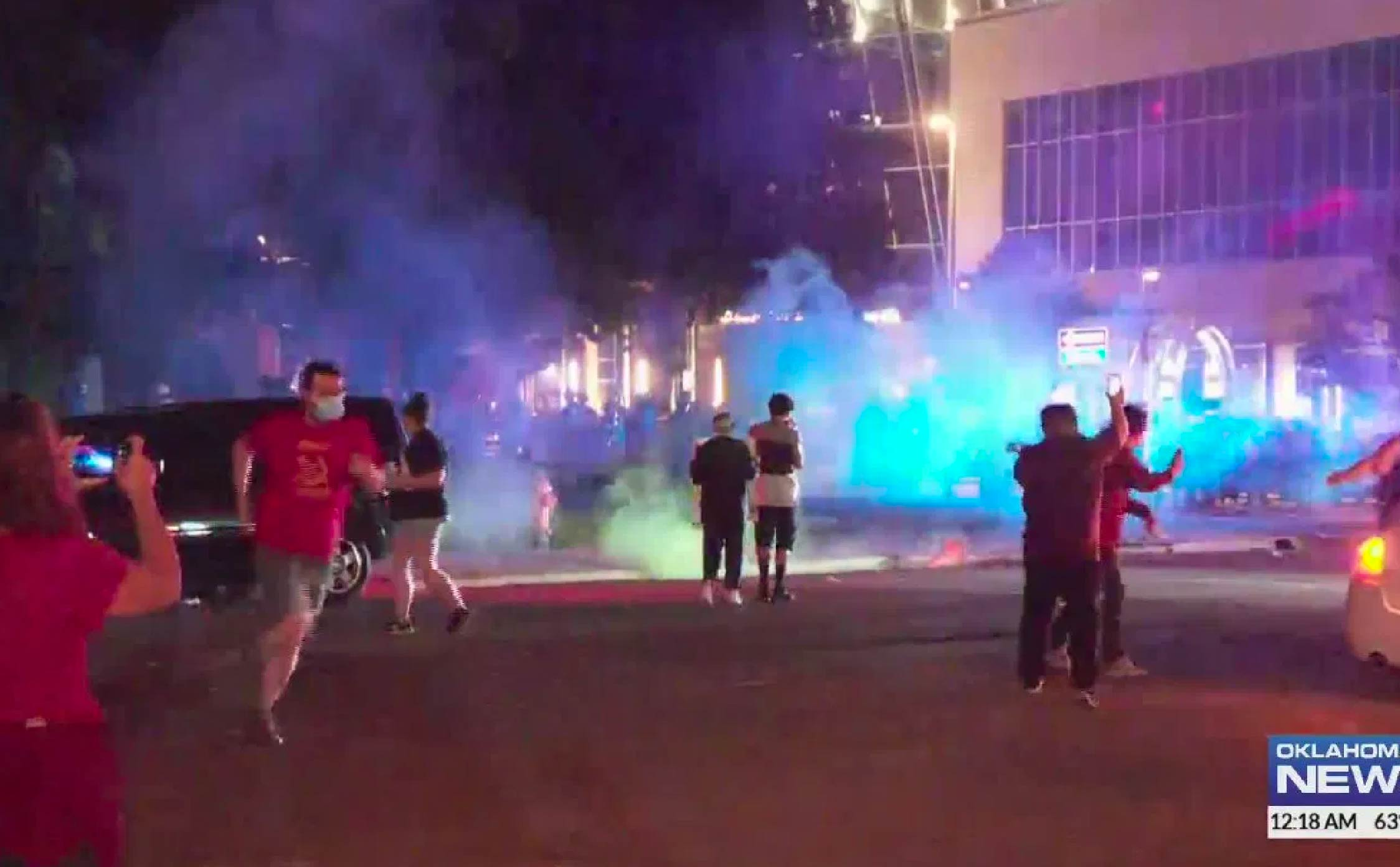 """Report: Oklahoma Charges """"BLM Rioters"""" With """"Terrorism"""" -- County D.A. Declares """"This Isn't Seattle!"""""""