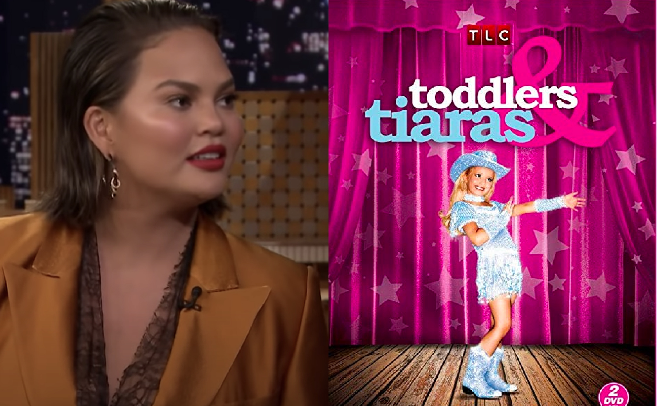 Chrissy Teigen Live-Tweets What Its Like to Fly While