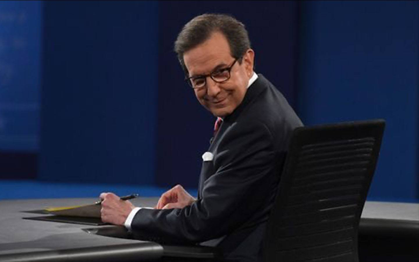 'Chris Wallace is a National Disgrace' – Twitter Explodes Over Wallace's Despicable Performance at the Debate