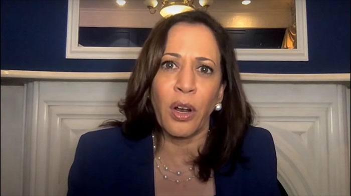 """""""She's F ** king Up"""" … Dems in total panic mode by Kamala, """"She Can't Beat Trump"""""""